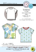 410-8206 TOKYO beskrivning