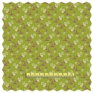 zz20 Olivia green