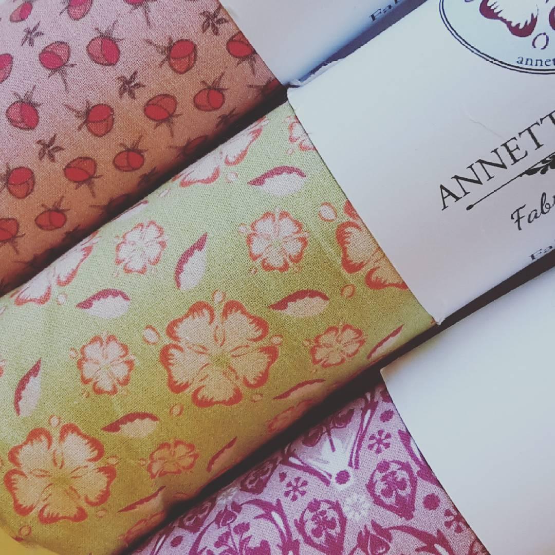 Vävda tyger - Svensk design Annette Philip